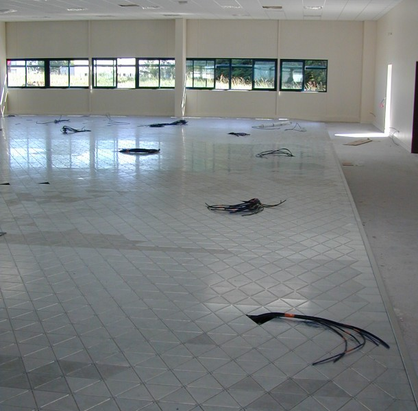 Clean Room Raised Floor : Aluminium raised access floor clean room mri new